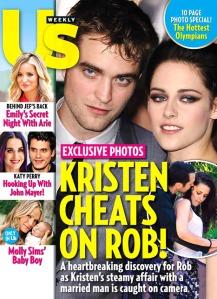 Az US Weekly amerikai bulvárlap 2012. július 24-i száma