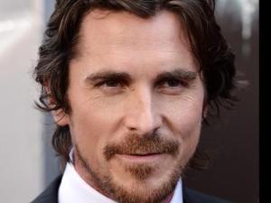 Christian Bale Oscar-díjas brit színész