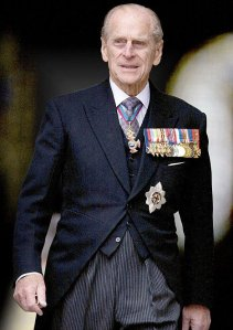 Fülöp edinburghi herceg, II. Erzsébet brit uralkodó férje