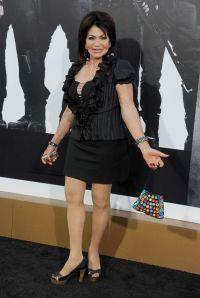 A 91 esztendős Jackie Stallone, Sylvester Stallone amerikai színész édesanyja fiának a The Expendables 2 – A feláldozhatók 2 (The Expendables 2) című filmjének Los Angeles-i premierjén 2012. augusztus 15-én