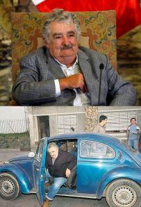 José Mujica uruguayi elnök