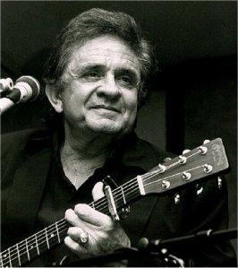 Johnny Cash amerikai énekes (1932-2003)