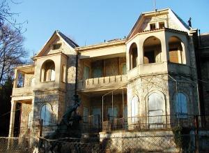 Az Athén közelében található Tatoi-palota