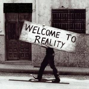 Üdv a valóságban!