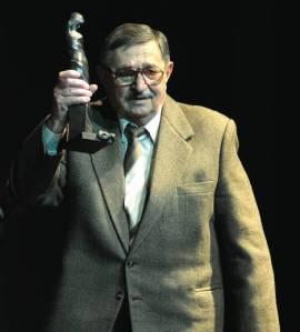 Avar István Kossuth-díjas magyar színművész, a Nemzet Színésze