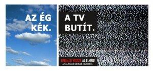 Az emberi butítás remekműve, a televízió