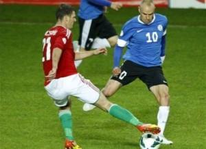 Magyarország-Törökország labdarúgó világbajnoki selejtező mérkőzés a Puskás Ferenc Stadionban 2012. október 16-án