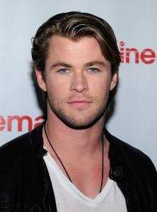 Chris Hemsworth ausztrál színészt választották a Periodika Magazin olvasói a világ legszexisebb férfijának 2012-ben