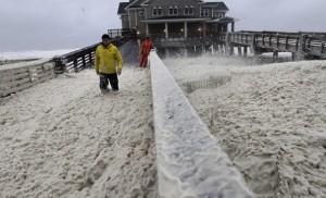Több tucat ember életét vesztette a Sandy hurrikán során