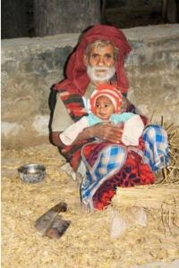 Az indiai Ramjeet Raghav a világ legidősebb édesapja
