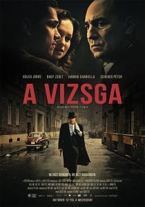 Bergendy Péter A vizsga című filmjének plakátja
