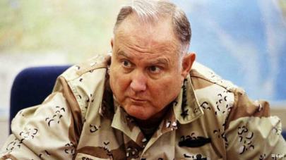 Norman Schwarzkopf amerikai tábornok (1934-2012)