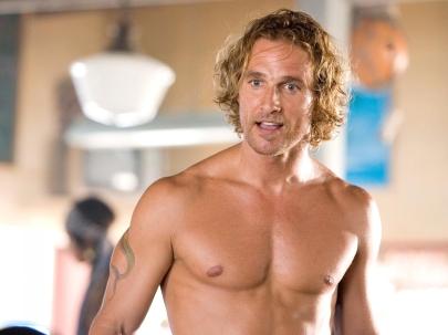 Matthew McConaughey amerikai színész