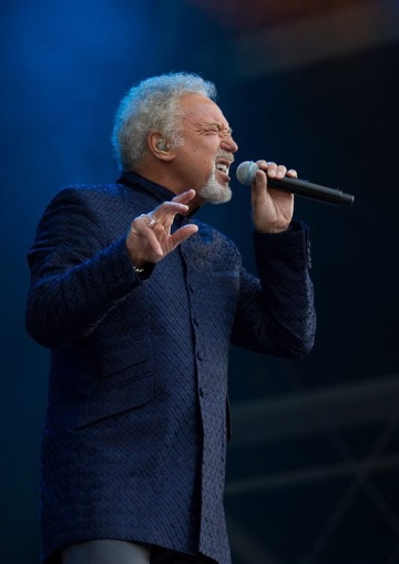 Tom Jones walesi énekes
