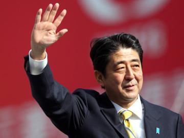 Abe Sindzó új japán miniszterelnök