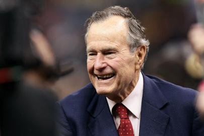 George H. W. Bush egykori amerikai elnök