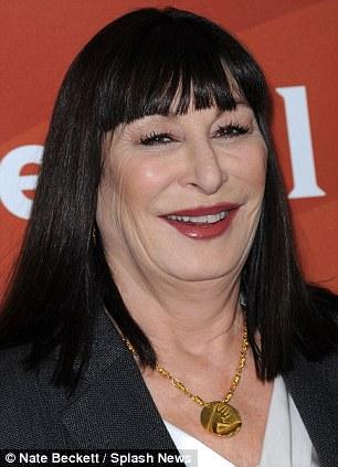 Anjelica Huston amerikai színésznő