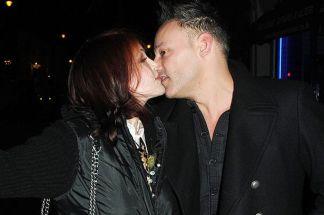 Priscilla Presley és Toby Anstis