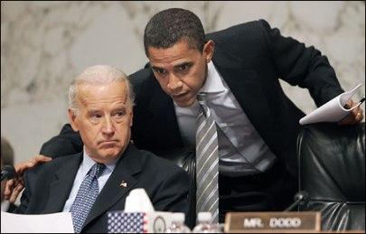 Joe Biden amerikai alelnök és Barack Obama amerikai elnök