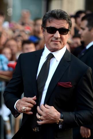 Sylvester Stallone amerikai színész