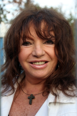Zalatnay Sarolta magyar énekesnő Budapesten 2012. szeptember 16-án (Fotó: Mészáros Márton)