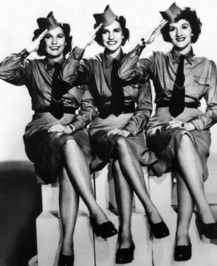 The Andrews Sister együttes
