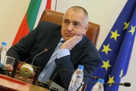 Bojko Boriszov bolgár kormányfő