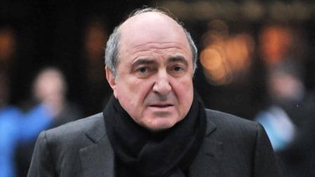 Borisz Berezovszkij emigrációban élő milliárdos orosz üzletember (1946-2013)