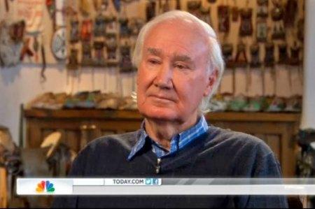 Forrest Fenn amerikai kincsvadász, műkincsgyűjtő