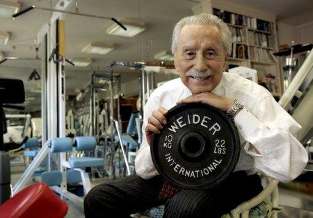 Joe Weider világhírű kanadai testépítő (1919-2013)