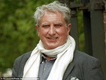 Peter Scott besurranó betörő (1931-2013) - A felvétel 1998-ban készült -