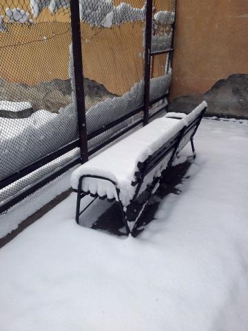 Rendkívüli nagy havazás Budapesten 2013. március 27-én