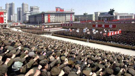 Észak-Korea fanatikus hadserege