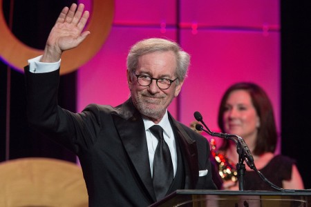 Steven Spielberg többszörös Oscar-díjas amerikai filmrendező