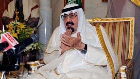 Abdallah bin Abdel-Aziz szaúdi király