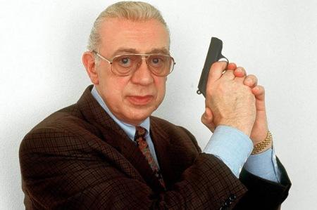 Horst Tappert (1923-2008) német színész