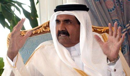 Hamad bin Kalifa ász-Száni sejk, katari emír