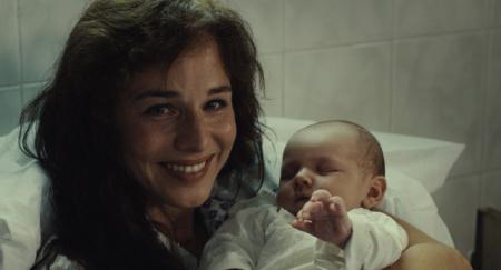 Ónodi Eszter magyar színésznő részt az Aglaja című filmben