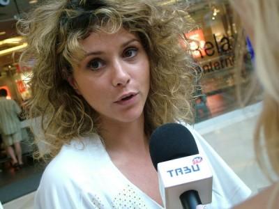 Karsai Zita magyar táncművész