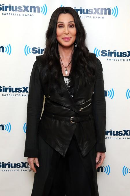 Cher amerikai énekesnő New Yorkban 2013. június 28-án