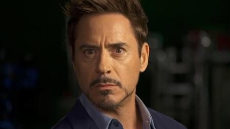Robert Downey Jr. amerikai színész