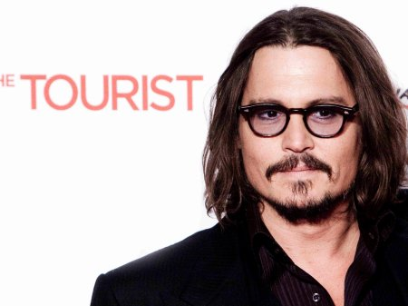 Johnny Depp amerikai színész