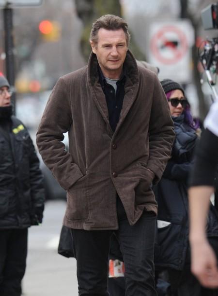 Liam Neeson észak-ír színész