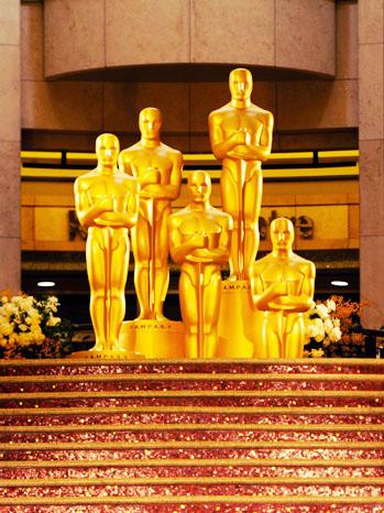 Az Amerikai Filmakadémia évente átadja az Oscar-díjakat