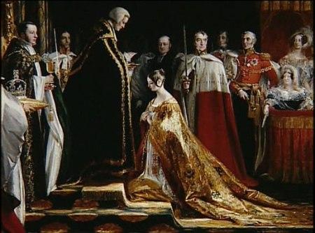 Megkoronázzák Viktória brit királynőt