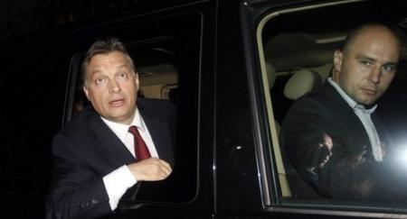 Orbán Viktor kormányfő