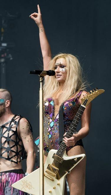 Kesha amerikai popsztár
