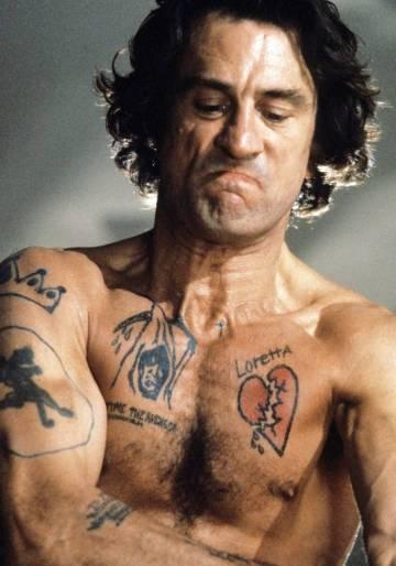 Robert DeNiro a Cape Fear - A Rettegés foka című filmben