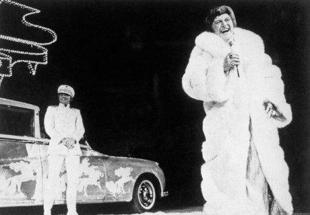 Liberace és Scott Thorson a színpadon
