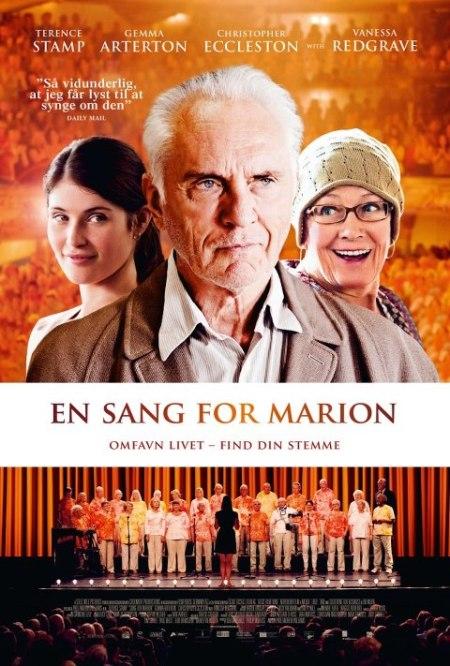 A Dal Marionnak című film idegen nyelvű plakátja